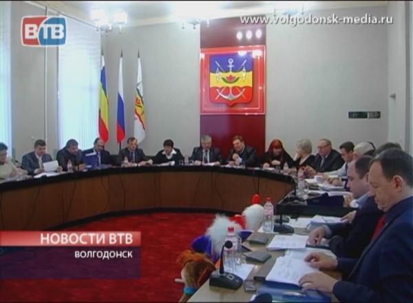 Бюджет города 2012 утвержден