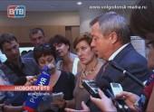 Василий Голубев в Волгодонске