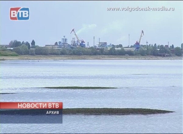 Воздух Волгодонска… один из самых загрязнённых