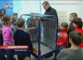 Волгодонский художественный музей провел благотворительную акцию