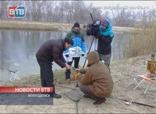 Волгодонск под объективами камер