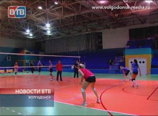 Волейбольный клуб «Импульс» вновь обрел уверенность в себе