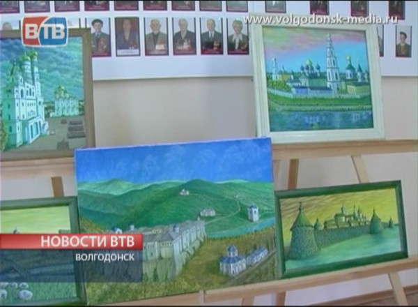 Все краски Руси православной