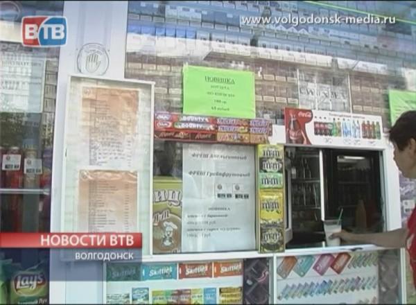 Выпечка и хотдоги мешают спать жильцам Волгодонска