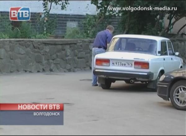 В Волгодонске задержана банда угонщиков