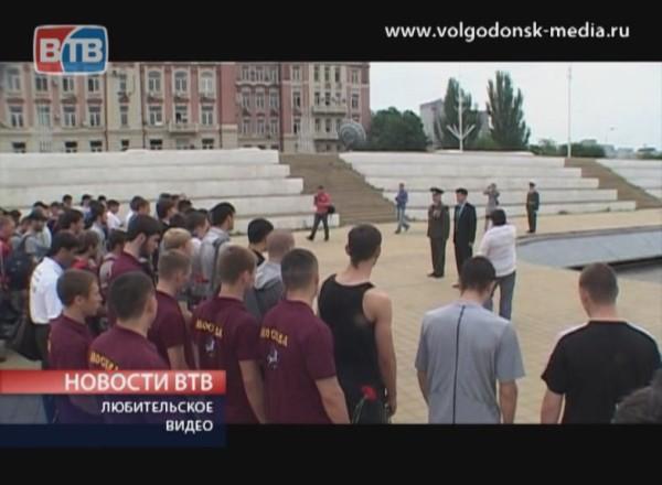 В Ростове-на-Дону состоялся чемпионат России по армейскому рукопашному бою