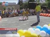 В микрорайонах Волгодонска прошли детские праздники