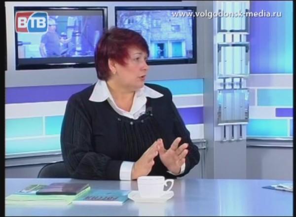 Гость в студии. Людмила Ткаченко