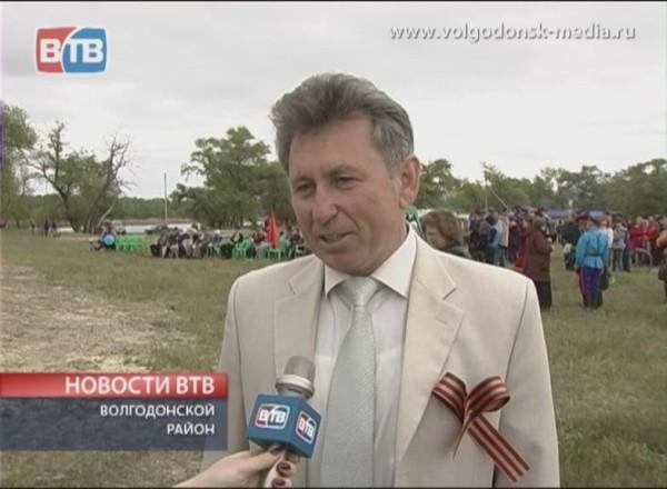 День Победы в ст.Романовской