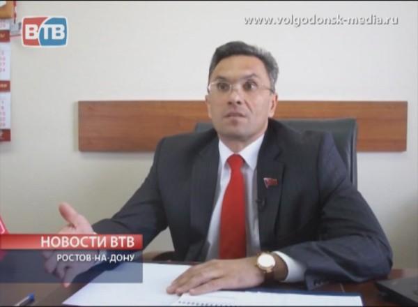 Депутата от КПРФ В. Бессонова судить не будут