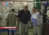 Депутаты Волгодонской Думы посетили городской водозабор