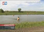Жители города продолжают зарыблять водоемы города