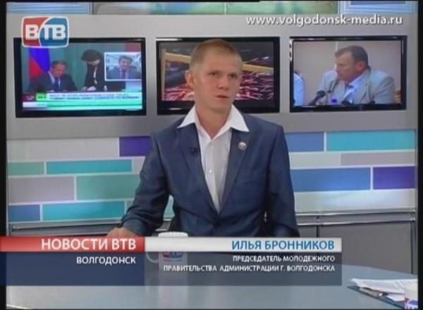 Илья Бронников. Гость в студии