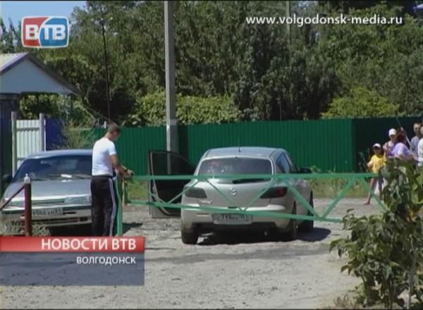 История с захватом береговой линии в Волгодонске продолжается
