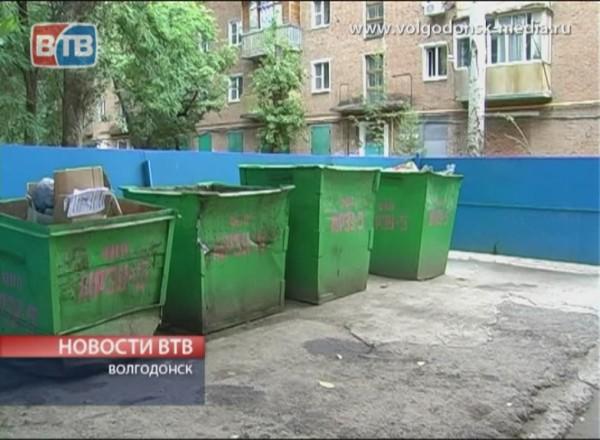 Коммунальное безобразие на улице Морской