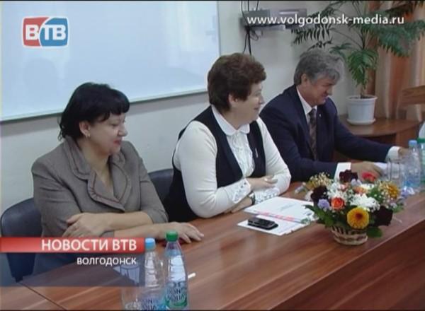Министр здравоохранения в Волгодонске