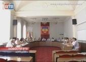 Планерное совещание у мэра Волгодонска