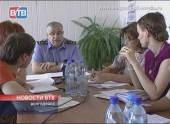 Пресс-конференция Юрия Середы