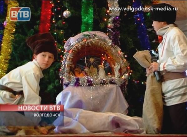 Рождественская елка для детей