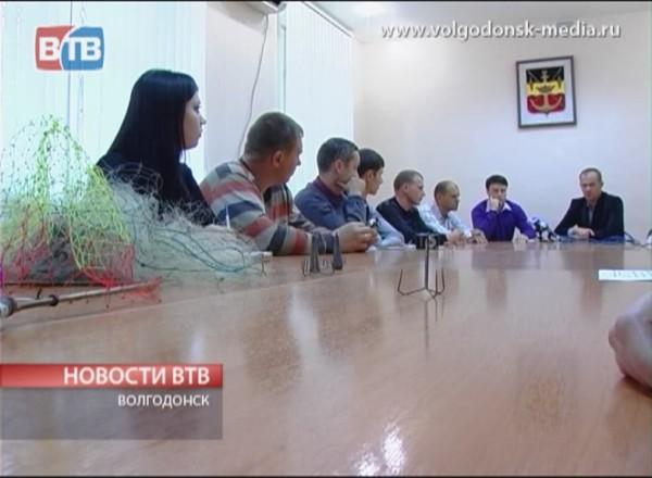 Федерация рыболовства в Волгодонске