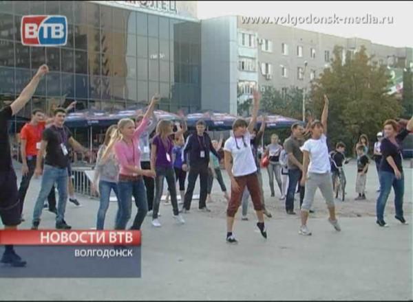 Фитнес на Комсомольской площади