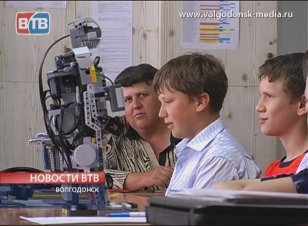 Юные ученые Волгодонска