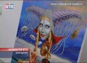 В художественном музее состоялся закрытый показ картин Майкла Шеваля