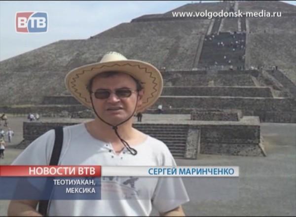 Впервые спустя несколько лет в студии ВТВ — Сергей Маринченко