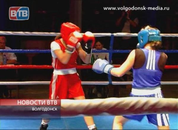 Сегодня в Волгодонске стартовал второй областной турнир по боксу
