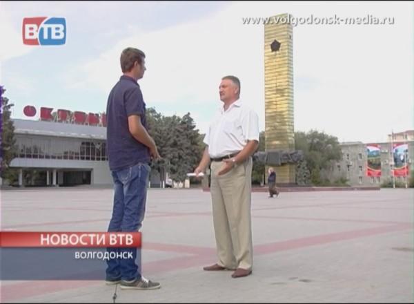 Интервью с Юрием Богачевым о предстоящем дне воздушно-десантных войск