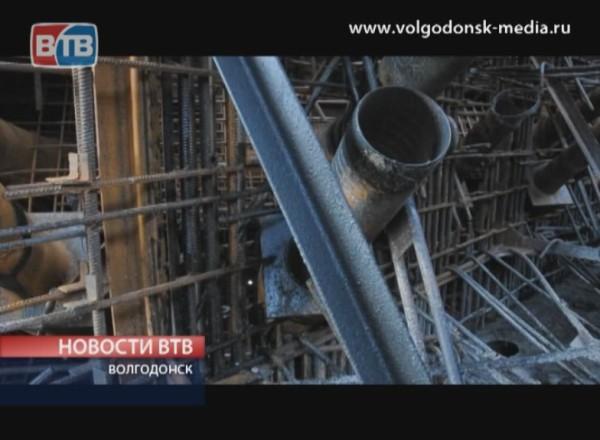 Первые подробности пожара в третьем энергоблоке Ростовской АЭС