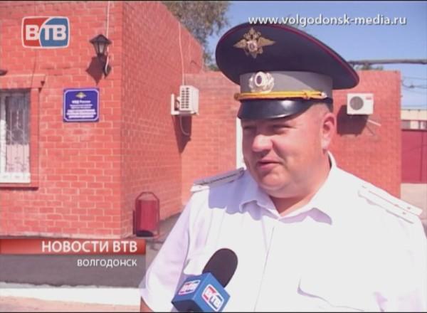 Полицейские Волгодонска задержали пьяного автомобилиста с пистолетом в машине