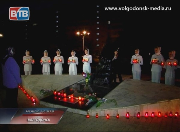 Черный день календаря. Волгодонцы вспоминают жертв трагедии 1999 года