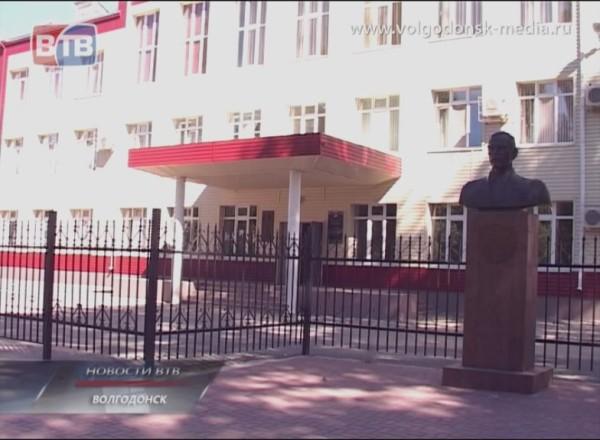 Школа героя. Учащиеся 7 школы побывали в 230 полку Внутренних Войск вРостове-на-Дону где служил Михаил Ревенко
