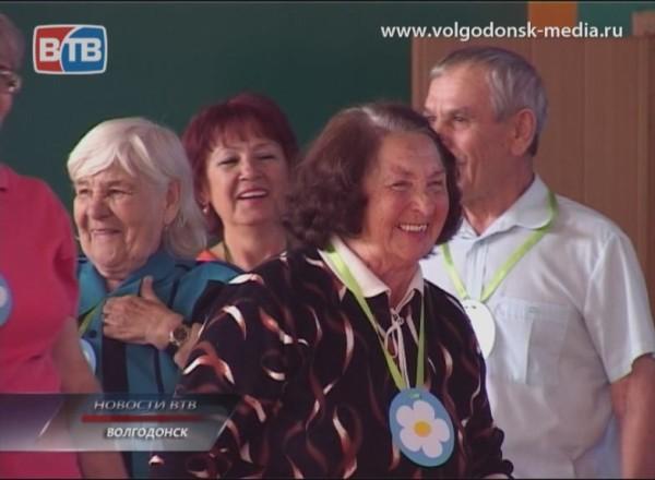 Команда молодости нашей. В спортивном комплексе «Олимп» для пенсионеров города провели спортивные соревнования