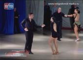 Традиционный турнир по спортивным бальным танцам в Волгодонске