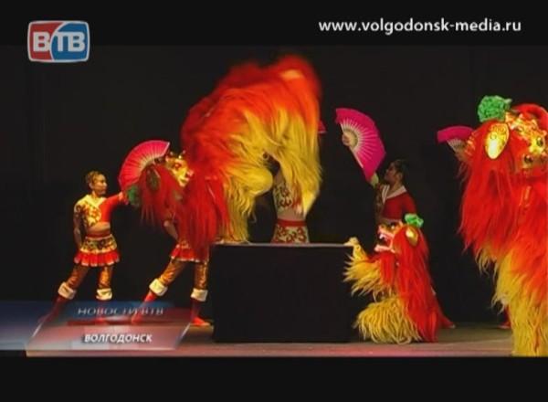 Китайский цирк в Волгодонске