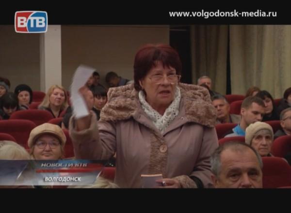 Разговор о наболевшем. Как прошла традиционная встреча мэра города Виктора Фирсова с жителями