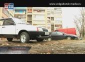 Рейд по выявлению нарушений правил парковки