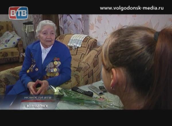 Волгодонск отмечает 71 годовщину битвы под Москвой