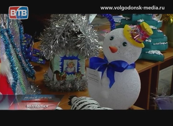 Зимняя фантазия. Городской конкурс на лучшую новогоднюю игрушку в самом разгаре