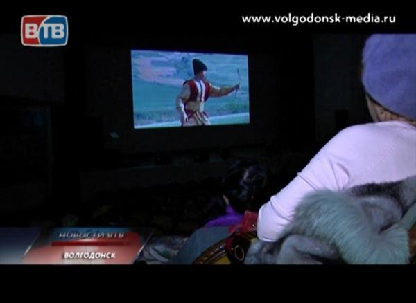 В Волгодонске состоялся показ фильмов местных авторов