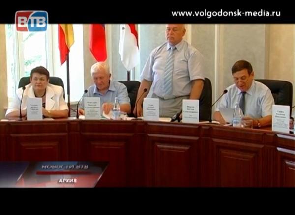Заместитель главы Волгодонска по экономике уволился