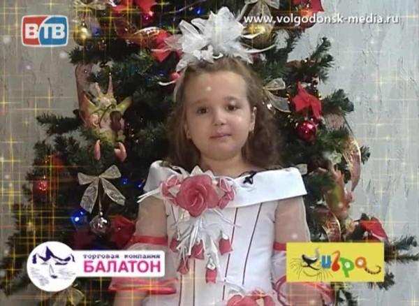 Новый Год глазами детей 2007