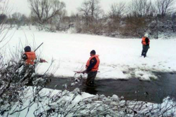 В Морозовском районе заблудились 4 человека