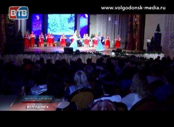 Традиционные Рождественские встречи мэра Волгодонска