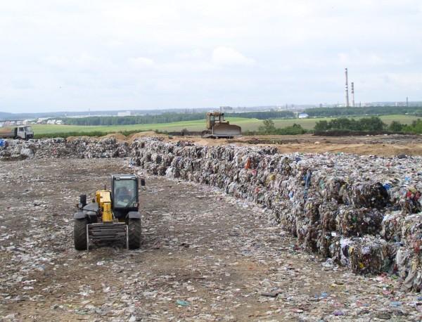 В Ростовской области начнут утилизировать отходы