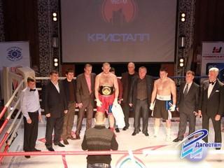 В Каспийске состоялось грандиозное шоу «Дагестан. Рождение чемпионов»