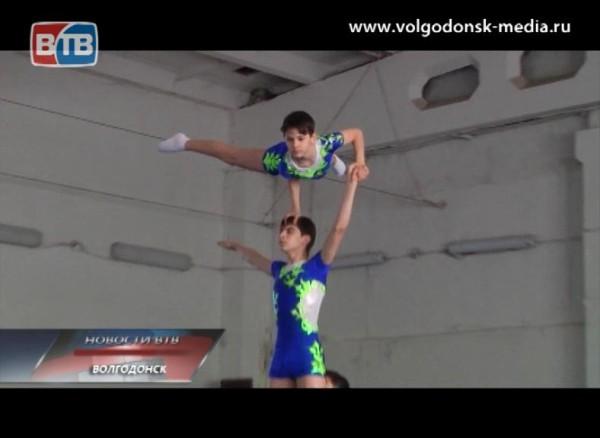 Волгодонские акробаты привезли новую порцию медалей