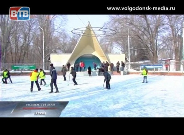 Волгодонск готовится к «Зимним забавам»